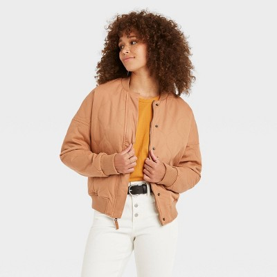 Women's Quilted Utility Jacket - Universal Thread™
