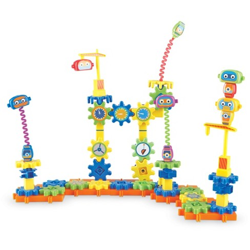 Learning Resources Gears! Robot Factory Building Set - image 1 of 4