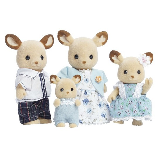 Calico Critters Buckley Deer Family image number null