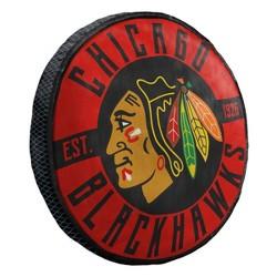 NHL Chicago Blackhawks Cloud Pillow