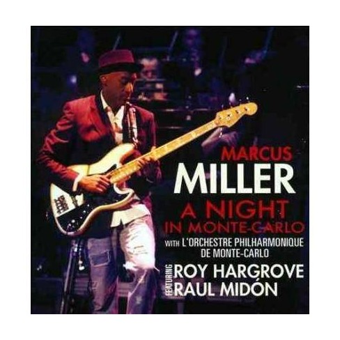 Marcus Miller - Night In Monte Carlo (CD) - image 1 of 1