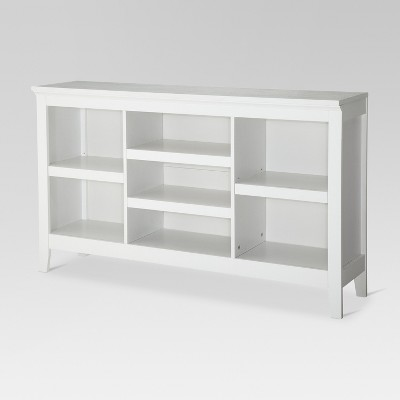 "32"" Carson Horizontal Bookcase with Adjustable Shelves - Threshold™"