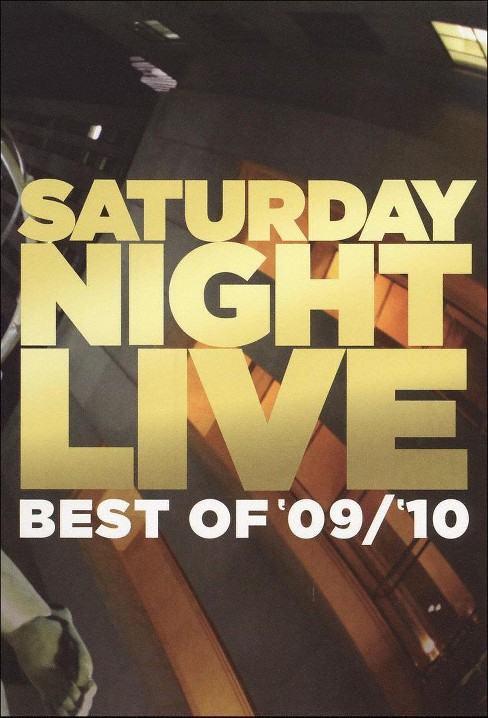 Saturday night live:Best of 09/10 (DVD) - image 1 of 1