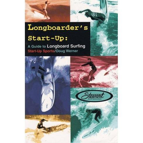 Longboarder's Start-Up - (Start-Up Sports) by  Doug Werner (Paperback) - image 1 of 1