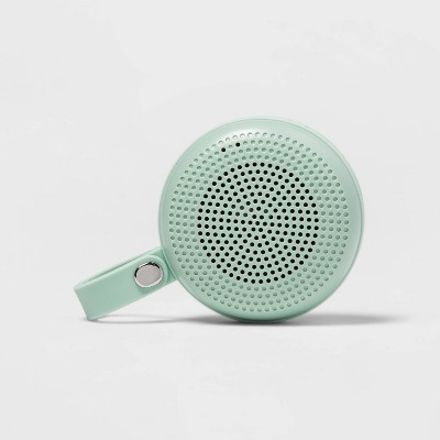 heyday™ Bluetooth Round Speaker with Loop - River Green