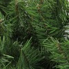 """Northlight 7' x 4"""" Unlit Canadian Pine Artificial Christmas Swag - image 2 of 2"""