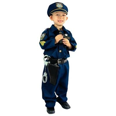 Kids' Police Deluxe Halloween Costume
