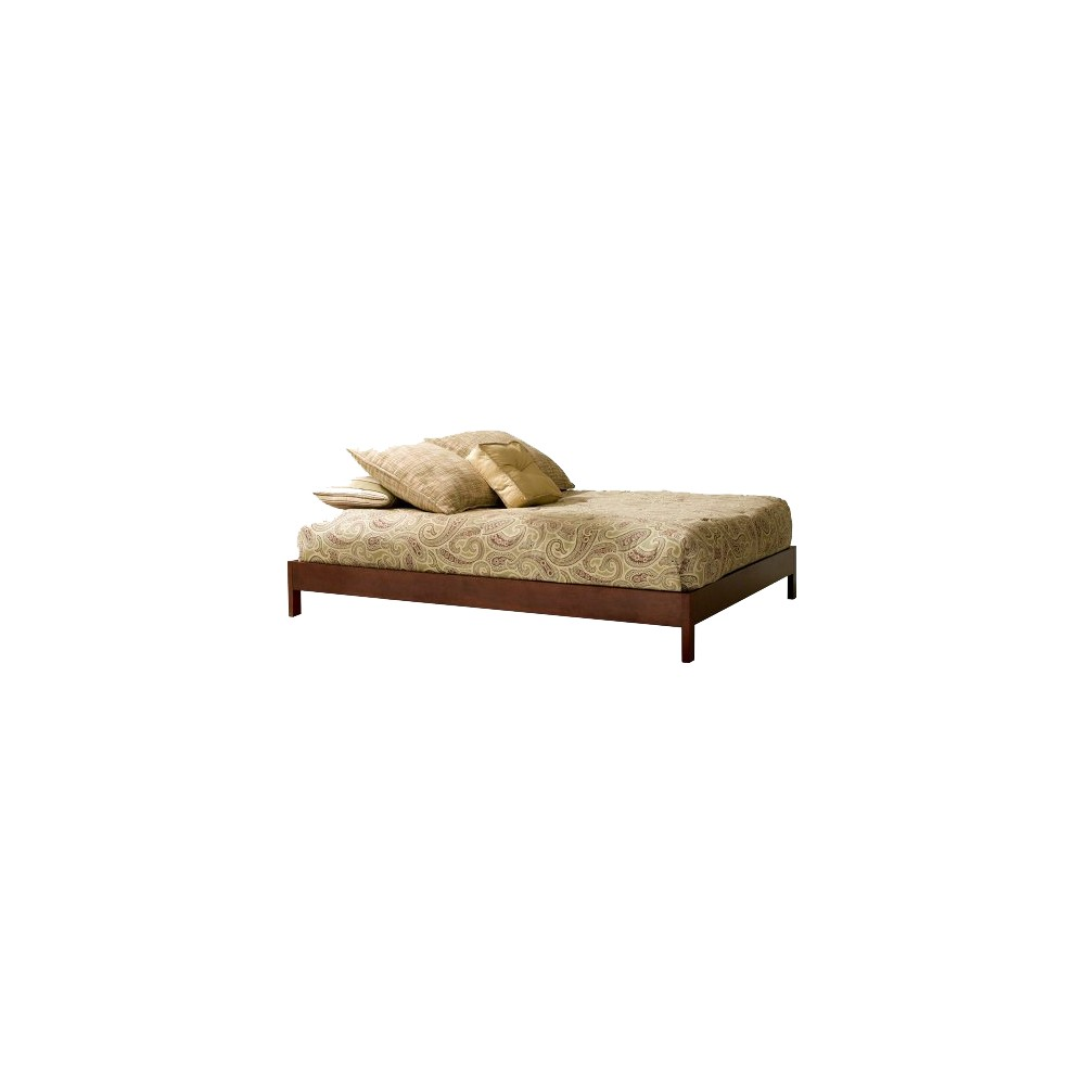 Murray Platform Full Bed - Fashion Bed Group, Brown