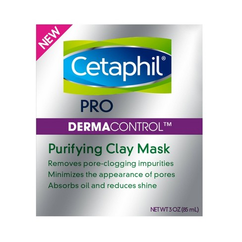 Cetaphil Pro Derma Control Purifying Clay Mask - 3oz - image 1 of 7