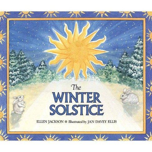 The Winter Solstice - (Traditions of the Seasons) by  Ellen Jackson (Paperback) - image 1 of 1