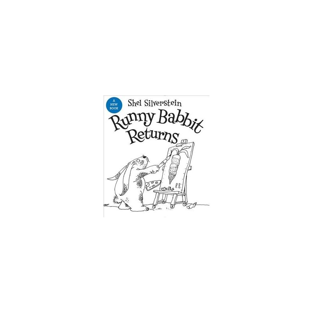 Runny Babbit Returns (Hardcover) (Shel Silverstein)