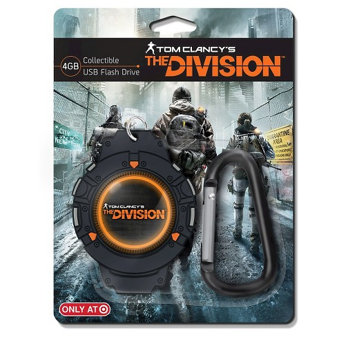 Tom Clancy's The Division 4GB Collectible USB Flash Drive - Target Exclusive - image 1 of 3