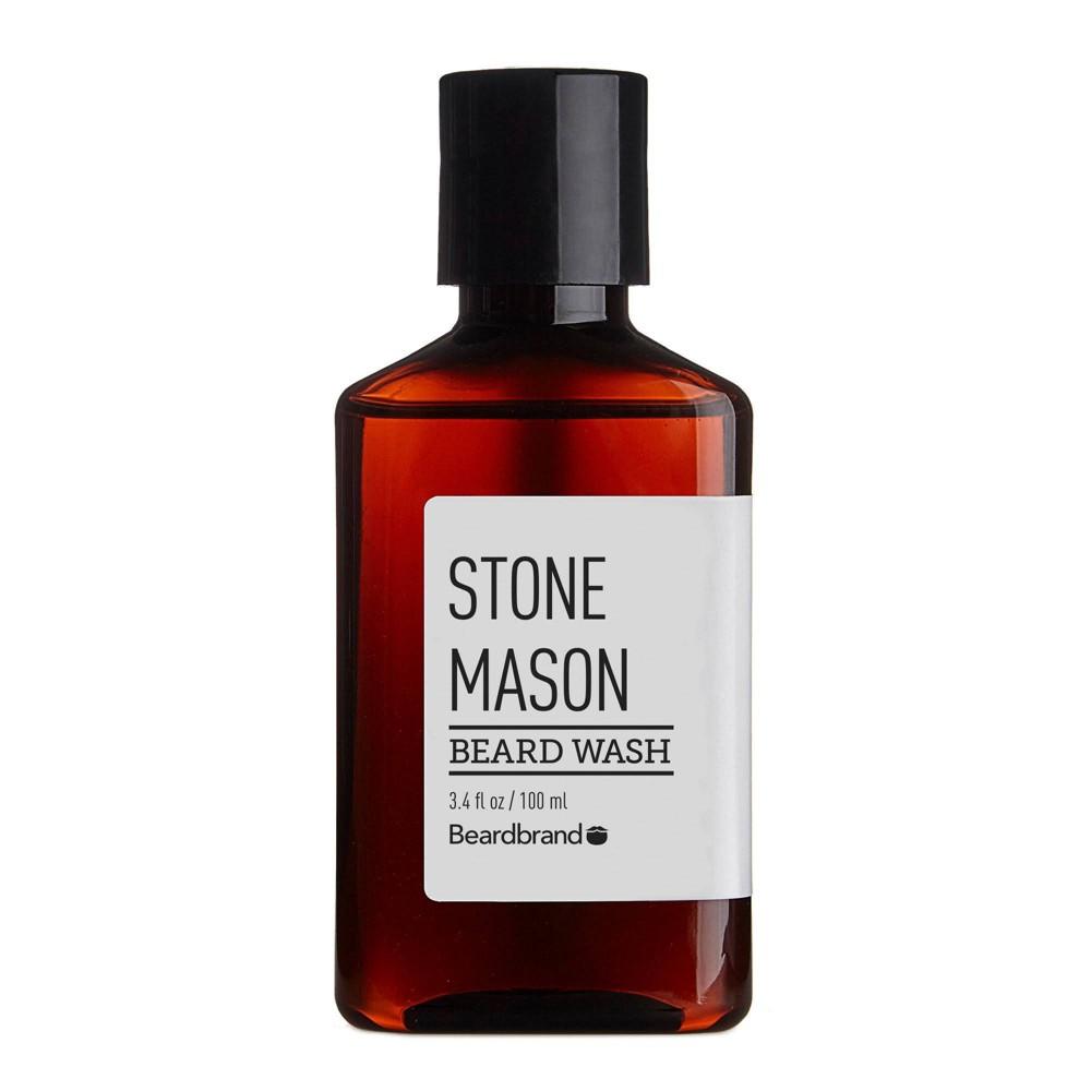 Image of Beardbrand Stone Mason Beard Wash - 3.4 fl oz