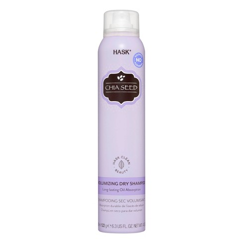 Hask Chia Seed Volumizing Dry Shampoo - 6.3 fl oz - image 1 of 4