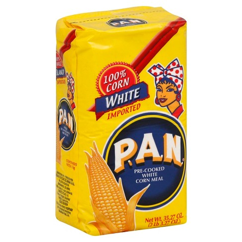 P.A.N.® Pre-Cooked White Corn Meal 35.27 oz - image 1 of 1