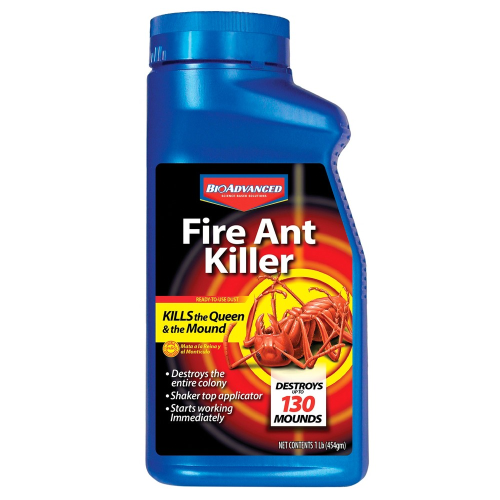 Image of 1lb Fire Ant Killer Dust - BioAdvanced