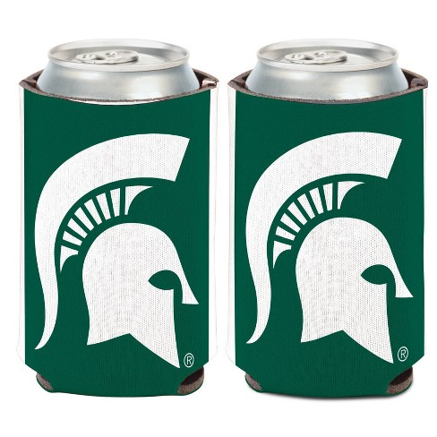 NCAA Michigan State Spartans Logo Can Cooler - image 1 of 1
