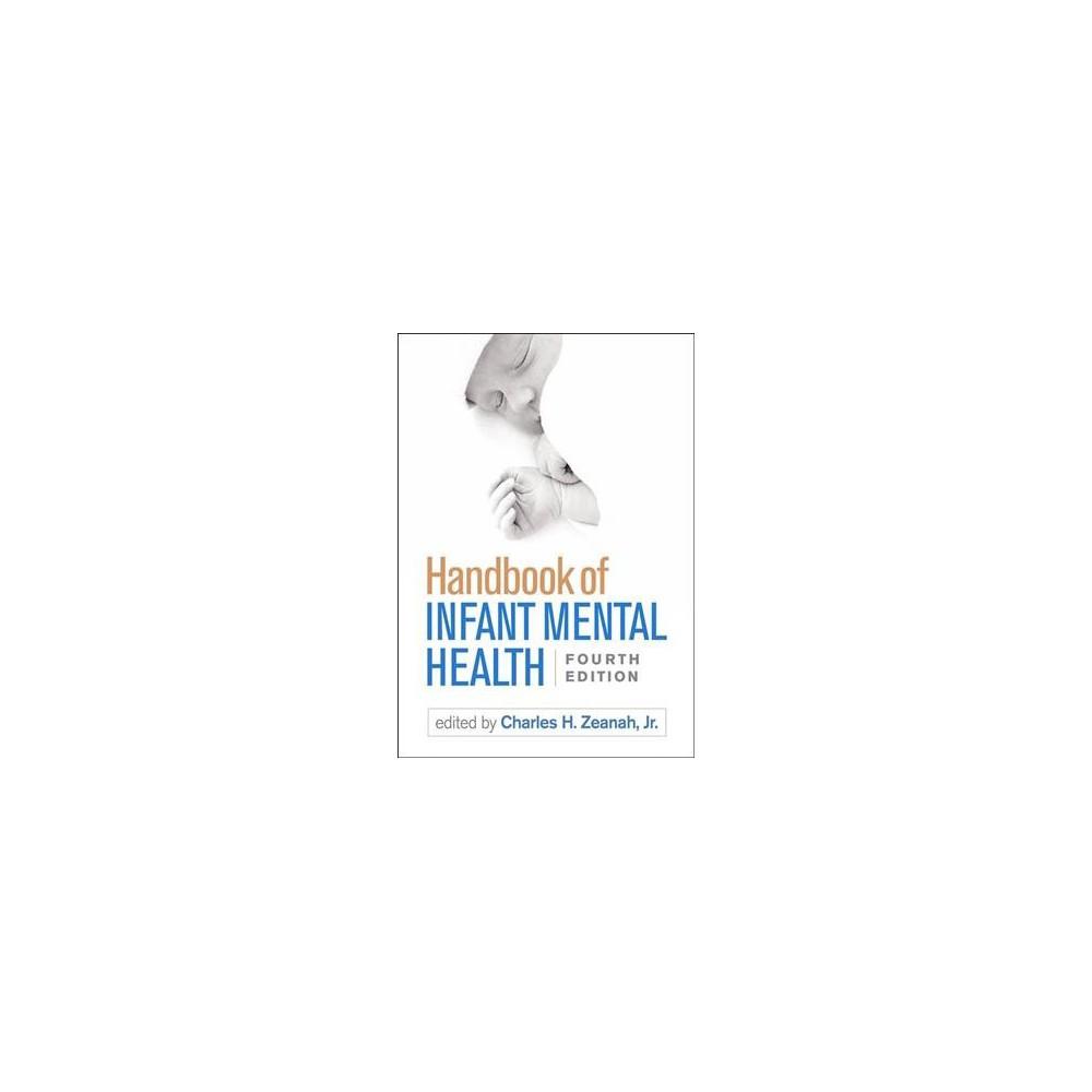 Handbook of Infant Mental Health - 4 (Paperback)