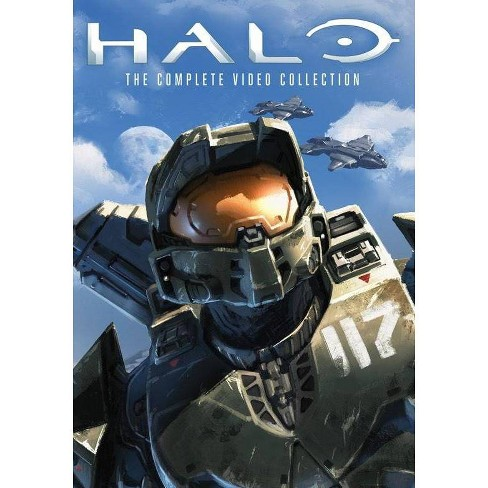 Halo: The Complete Video Collection (DVD) - image 1 of 1