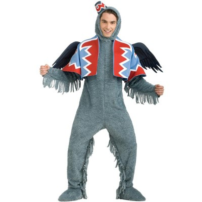 The Wizard of Oz Deluxe Winged Monkey Adult Costume