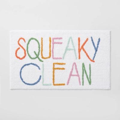 Squeaky Clean Bath Rug - Pillowfort™