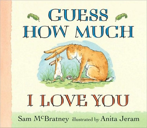 Guess How Much I Love You (Board Book) by Sam McBratney - image 1 of 2