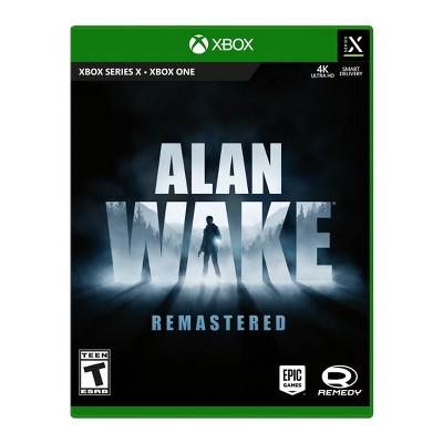 Alan Wake: Remastered - Xbox Series X/Xbox One
