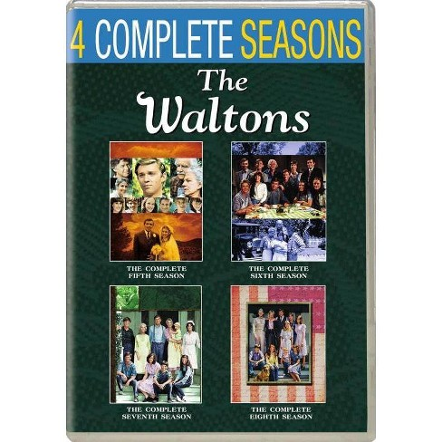 The Waltons: Complete Seasons 5-8 (DVD) - image 1 of 1
