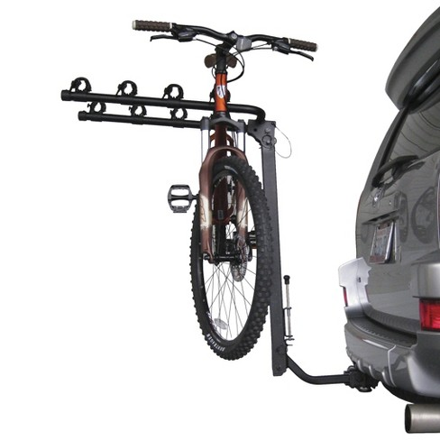 Advantage TiltAway 4-Bike Carrier - Black - image 1 of 4