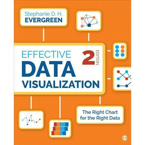 Effective Data Visualization - 2 Edition by  Stephanie Evergreen (Paperback) - image 1 of 1