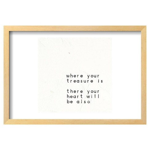 "Words of Encouragement V By Emily Adams Framed Poster 19""X13"" - Art.Com - image 1 of 4"