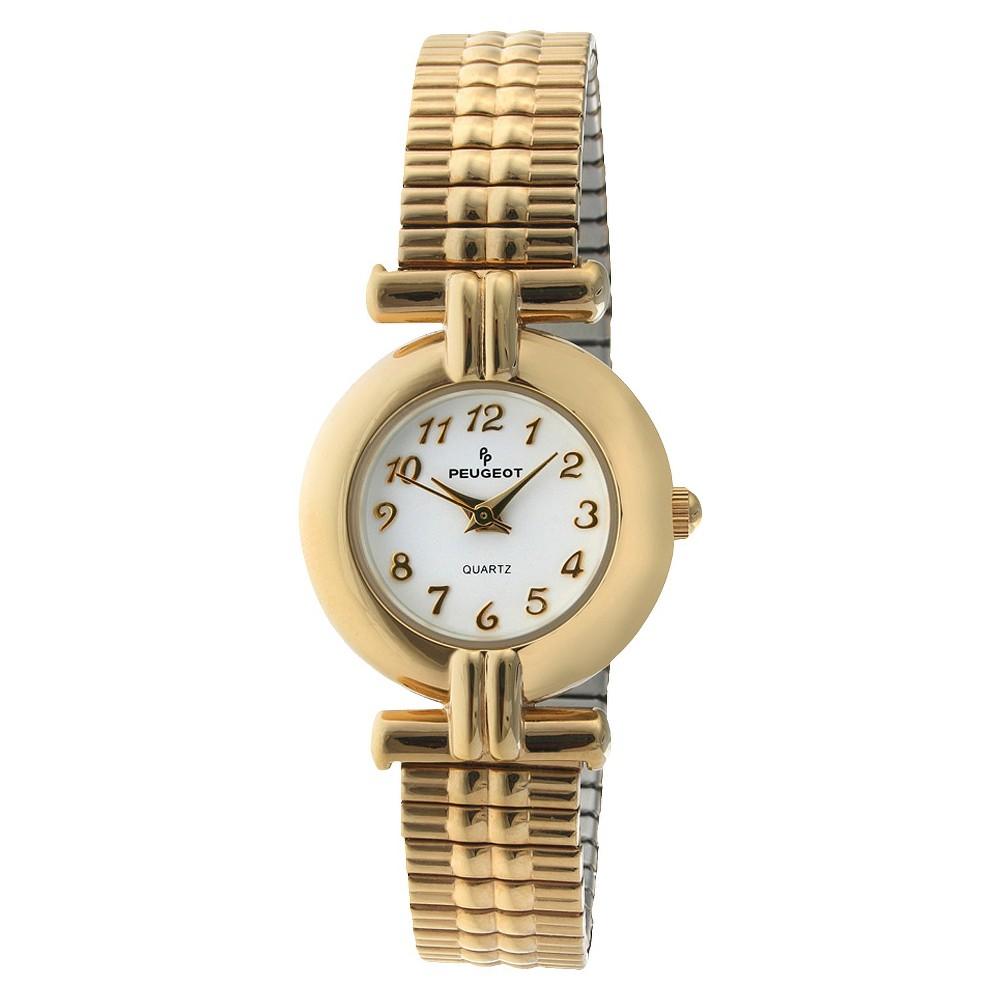 Peugeot Women's Expansion Watch - Gold