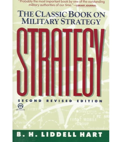 Strategy -  by Basil Henry Liddell Hart (Paperback) - image 1 of 1