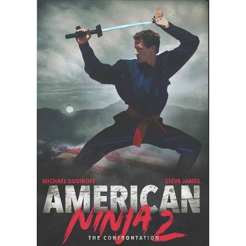 American Ninja 2: The Confrontation (DVD) - image 1 of 1
