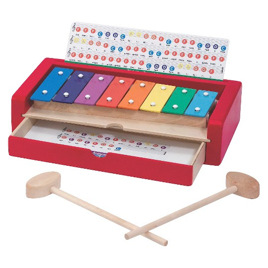 Melissa & Doug Learn-to-Play Xylophone image number null