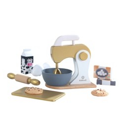 KidKraft Baking Set Modern Metallics