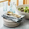 5pc Stainless Steel Flatware Set Gold - Threshold™ designed with Studio McGee - image 2 of 4