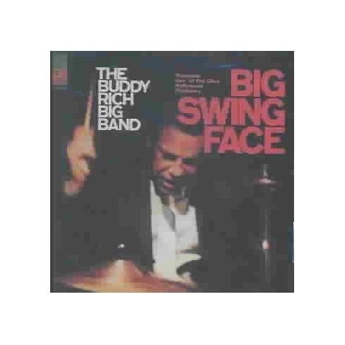 Buddy Rich - Big Swing Face (CD) - image 1 of 1