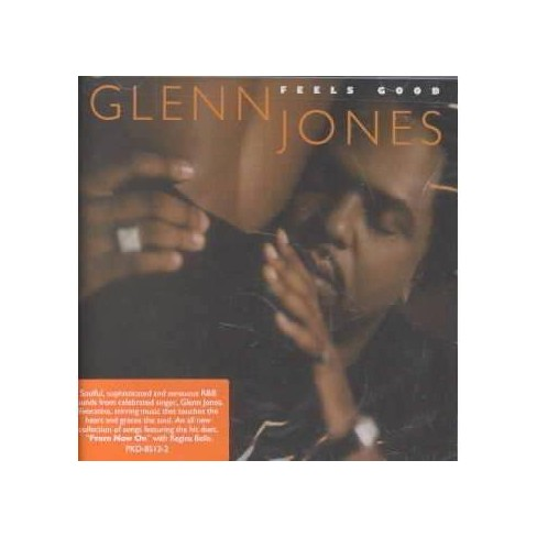 Glenn (R Jones & B) - Feels Good (CD) - image 1 of 1