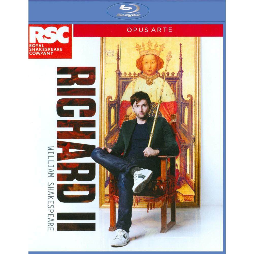 Shakespeare:Richard Ii (Blu-ray)