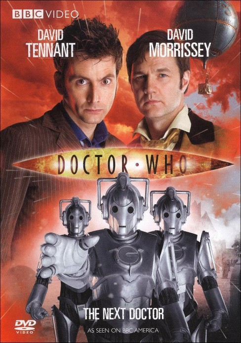 Doctor who:Next doctor (DVD) - image 1 of 1