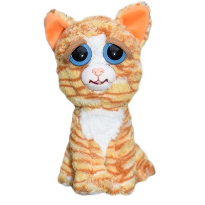 "William Mark Corporation Feisty Pets Princess Pottymouth 8"" Plush Cat"