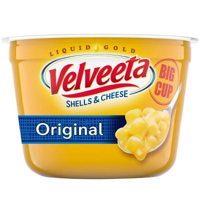 Velveeta Big Bowl Mac & Cheese - 5oz