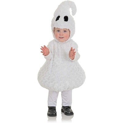 Underwraps Costumes Belly Babies Ghost Costume Toddler
