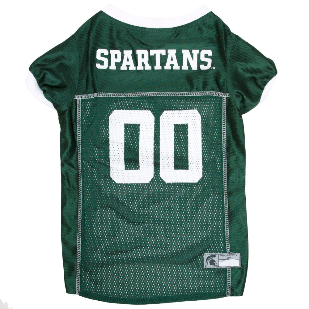 Pets First Michigan State Spartans Mesh Jersey - XL, Multicolored