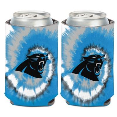 NFL Carolina Panthers Tie Dye Can Cooler