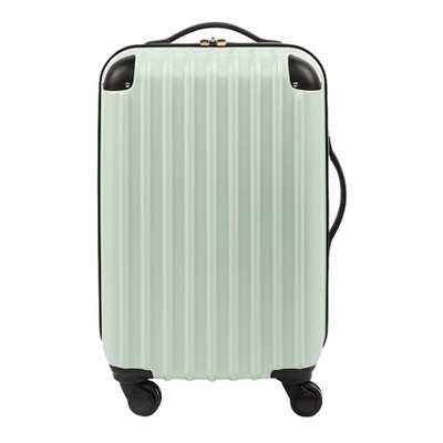 Wit & Delight 20  Hardside Spinner Suitcase - Sage