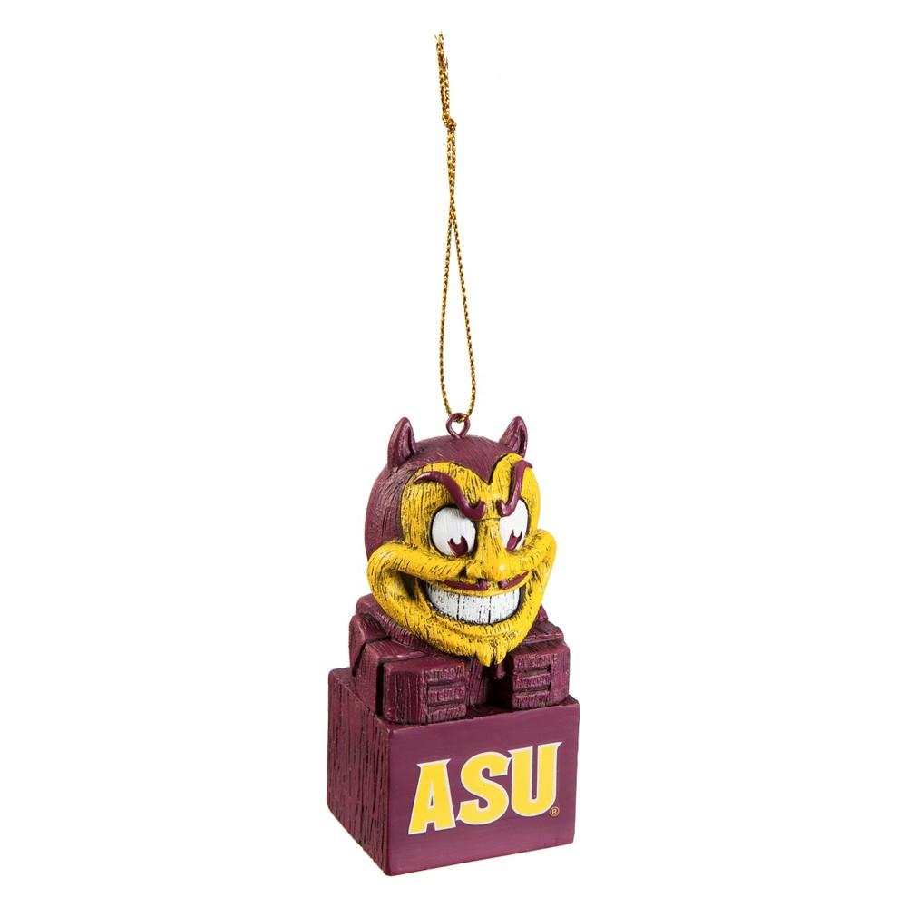 NCAA Arizona State Sun Devils Totem Ornament