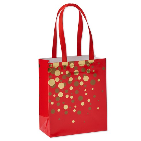 Papyrus Simple Dot Pattern Mini Treat Bags - image 1 of 3