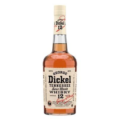 George Dickel Whiskey - 750ml Bottle